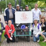 Life Leadership Life on Life Blitz: A Month of Community Service in ON