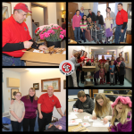 Life Leadership Members Provide Love for the Elderly on Valentine's Day