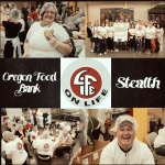 Life Leadership Members Help Feed Thousands of People in Oregon for Life on Life