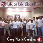 Life Leadership Headquarters Hosts American Red Cross Blood Drive