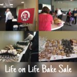 Life Members Host a Bake and Dinner Sale for Life on Life
