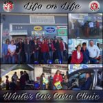 Life Members Host Winter Car Care Clinic for Women in Need