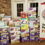 Life Members Make Large Donation to Pregnancy Center for Life on Life
